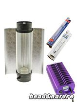 HPS/MH Kit 400W Lumatek Cooltube Growth & Bloom #0