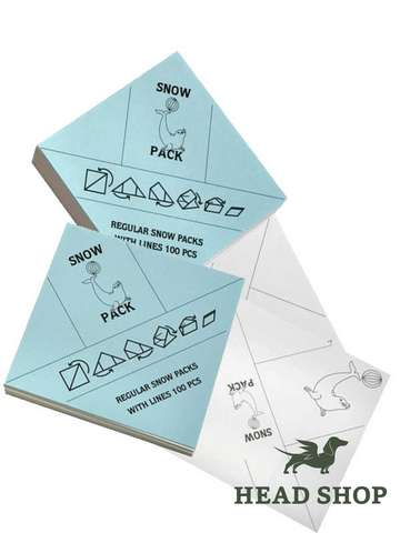 Snow Seals Paper pack